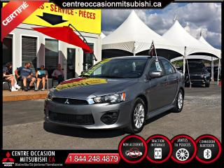 Used 2016 Mitsubishi Lancer ES AWC AUTO AC MAGS SIEGES CHAUFFANTS for sale in Blainville, QC