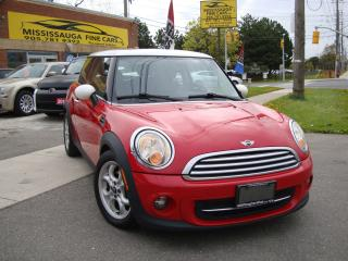 Used 2012 MINI Cooper ,AUTO,LEATHER,PANORAMIC ROOF, for sale in Etobicoke, ON