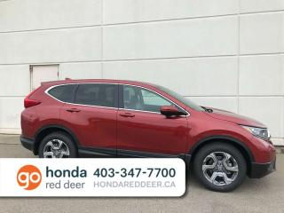 New 2019 Honda CR-V EX-L Remote Start Sunroof Back Up Camera for sale in Red Deer, AB