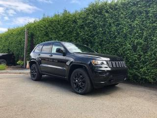 Used 2019 Jeep Grand Cherokee Altitude for sale in Surrey, BC