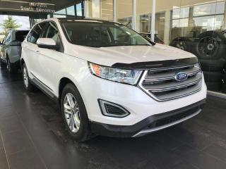 Used 2016 Ford Edge SEL, ACCIDENT FREE, SKYROOF, POWER HEATED LEATHER SEATS, NAVI for sale in Edmonton, AB