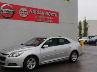 Used 2015 Chevrolet Malibu LS/AUTO LIGHTS/CRUISE for sale in Edmonton, AB