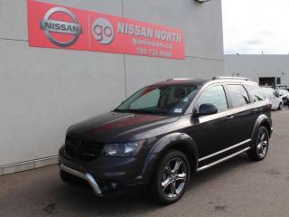 Used 2016 Dodge Journey Crossroad for sale in Edmonton, AB