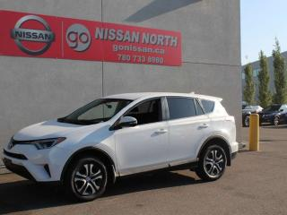 Used 2016 Toyota RAV4 LE/AWD/ALLOYS for sale in Edmonton, AB