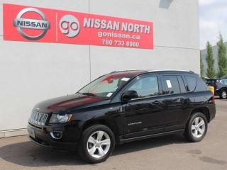 Used 2017 Jeep Compass High Altitude Edition/4WD/LEATHER/SUNROOF for sale in Edmonton, AB