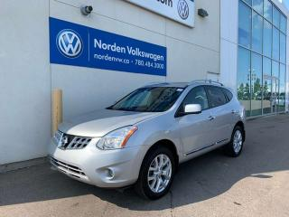 Used 2012 Nissan Rogue SL AWD for sale in Edmonton, AB