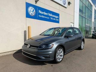 New 2019 Volkswagen Golf Execline for sale in Edmonton, AB