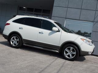 Used 2012 Hyundai Veracruz LTD|AWD|NAVIGATION|7 SEATS|ROOF|LTHR|RUNNING BOARD for sale in Toronto, ON