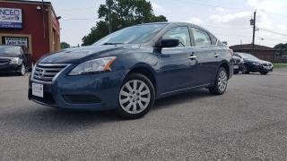 Used 2015 Nissan Sentra S for sale in Windsor, ON