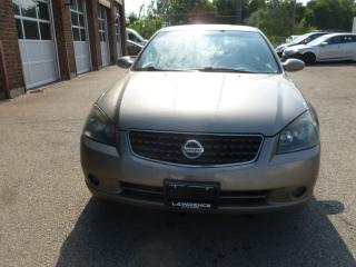 Used 2006 Nissan Altima 2.5 S for sale in Weston, ON