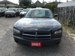 Used 2007 Dodge Charger Base for sale in Hamilton, ON