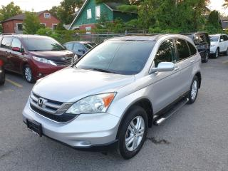 Used 2011 Honda CR-V EX-L for sale in Brampton, ON