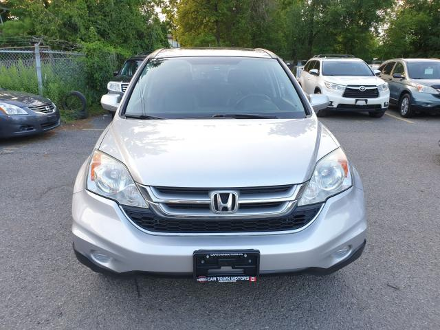 2011 Honda CR-V EX-L Photo2
