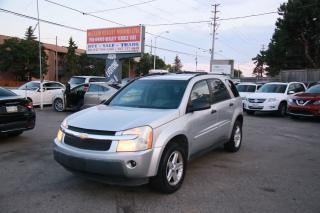 Used 2006 Chevrolet Equinox LS for sale in Toronto, ON