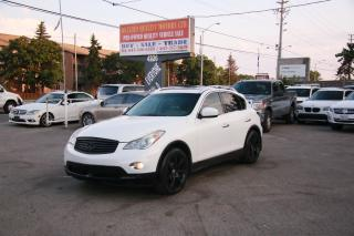 Used 2010 Infiniti EX35 for sale in Toronto, ON