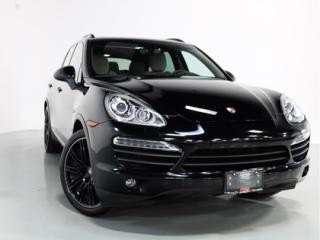 Used 2013 Porsche Cayenne S HYBRID   SPORTS CHRONO   NAVI   PANO for sale in Vaughan, ON