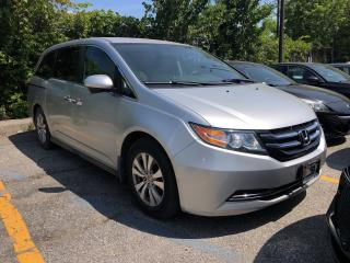 Used 2014 Honda Odyssey EX, omnly 71,000 km for sale in Toronto, ON