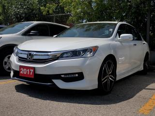 Used 2017 Honda Accord Sport, power roof, one owner for sale in Toronto, ON