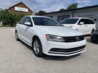 Used 2015 Volkswagen Jetta TRENDLINE PLUS for sale in Waterdown, ON