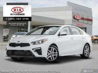 New 2019 Kia Forte EX for sale in Kitchener, ON