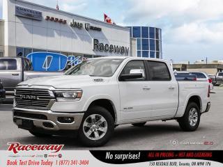 New 2019 RAM 1500 Laramie for sale in Etobicoke, ON