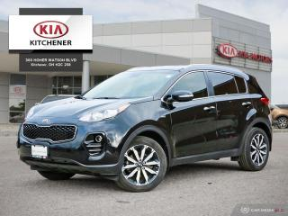 Used 2017 Kia Sportage EX AWD - ONE OWNER, CLEAN CARFAX for sale in Kitchener, ON