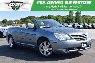 Used 2008 Chrysler Sebring Limited - Hardtop Edition, FWD, Winter Tires for sale in London, ON