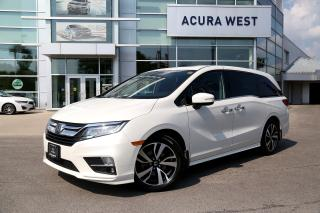 Used 2018 Honda Odyssey Touring Rear DVD for sale in London, ON