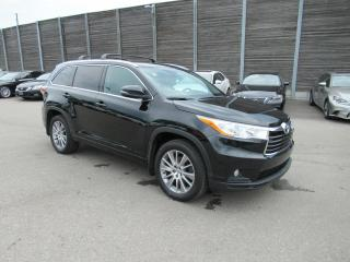 Used 2014 Toyota Highlander 2014 Toyota Highlander - AWD 4dr XLE for sale in Toronto, ON
