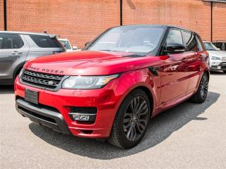 Used 2016 Land Rover Range Rover Sport HST LE, NAVI, 7 PASS, Autobiography Appearance for sale in Toronto, ON