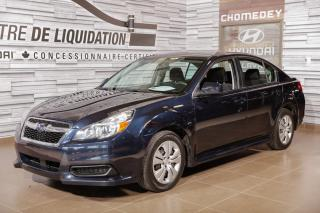 Used 2013 Subaru Legacy for sale in Laval, QC