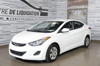 Used 2013 Hyundai Elantra L for sale in Laval, QC