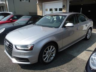 Used 2015 Audi A4 2015 Audi - 4dr Sdn for sale in Ste-Marie, QC