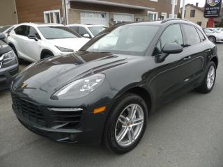 Used 2018 Porsche Macan 2018 Porsche Macan - S AWD for sale in Ste-Marie, QC