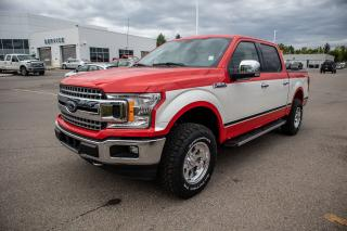 Used 2019 Ford F-150 XLT RETRO PACKAGE - Trailer Tow Package, Reverse Sensing System, Leather-Wrapped Steering Wheel, Power D for sale in Okotoks, AB