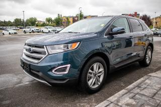 Used 2016 Ford Edge SEL for sale in Okotoks, AB