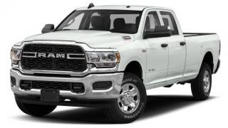New 2019 RAM 3500 Tradesman - Diesel Engine - Safety Group for sale in Surrey, BC