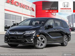 New 2019 Honda Odyssey EX for sale in Cambridge, ON