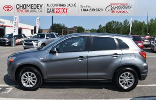 Used 2011 Mitsubishi RVR SE, AWD 1 SEUL PROPRIÉTAIRE for sale in Laval, QC