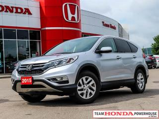Used 2015 Honda CR-V EX - *** ONE OWNER - - - NO ACCIDENTS *** for sale in Milton, ON