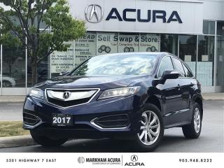 Used 2017 Acura RDX Tech at RR Htd Sts. Navi. Rmt Strt, Pwr Lift for sale in Markham, ON