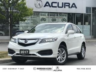Used 2017 Acura RDX Tech at AWD, Navi, Backup Camera for sale in Markham, ON