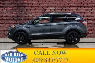 Used 2017 Ford Escape AWD SE Nav Roof BCam for sale in Red Deer, AB