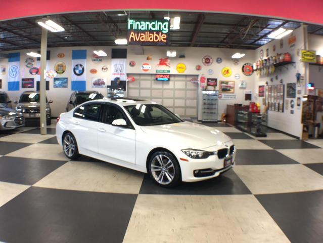 2015 BMW 3 Series 320I X DRIVE SPORT   LIGHTING PKG AUT0 SUNROOF 72K