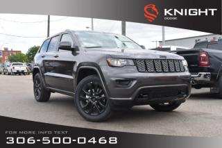Used 2019 Jeep Grand Cherokee Altitude   Leather   Sunroof   Navigation   for sale in Swift Current, SK