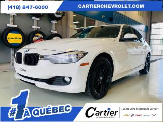 Used 2013 BMW 328i *TRACTION INTEGRALE* CUIR * A/C for sale in Québec, QC