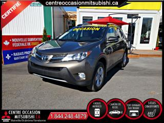 Used 2014 Toyota RAV4 XLE AWD/4WD/4X4 HITCH + FILAGE TOIT OUVR for sale in Blainville, QC