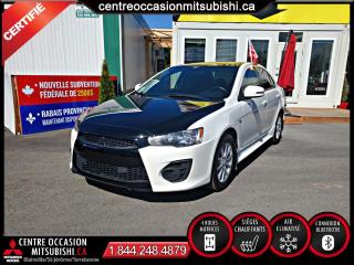Used 2016 Mitsubishi Lancer ES AWC/AWD/4X4 AUTO VITRES TINTEES MAGS for sale in Blainville, QC