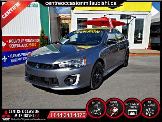 Used 2017 Mitsubishi Lancer SE EDITION ANNIVERSARY TOIT OUVRANT ENTR for sale in Blainville, QC
