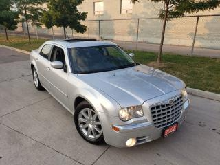 Used 2008 Chrysler 300 Leather, Sunroof, Auto, 3/Y warranty availabl for sale in Toronto, ON